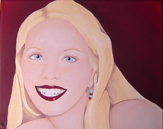 Art: Kellie Olivia Murphy by Artist Kris Jean