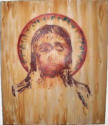 Art: Savior-I by Artist Andrew Myles McDonnell (Andy Myles)