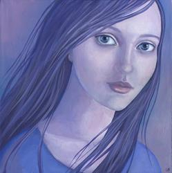 Art: Morning Light - sold by Artist Gintare Bruzas