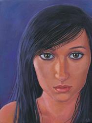 Art: Eleta by Artist Gintare Bruzas