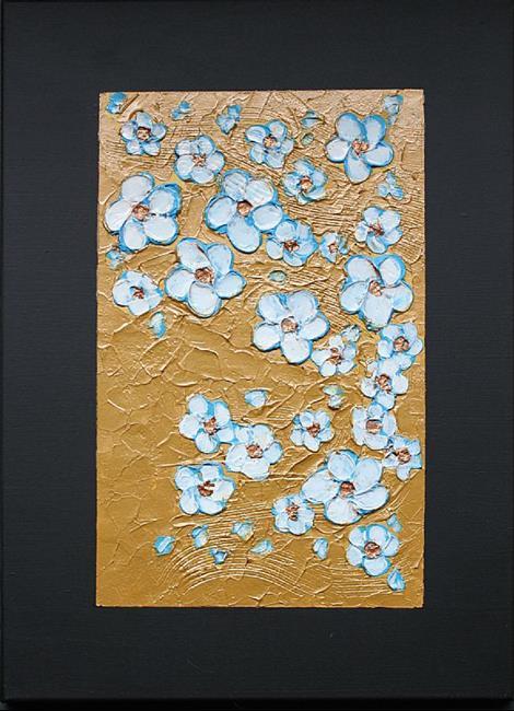 Art: Flowering (s) by Artist Luba Lubin