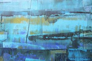 Detail Image for art Blue Abstraction 109 (s)