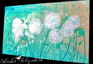 Detail Image for art Dandelion Days