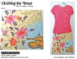 Art: Fleur di Peace - Spring 08 by Artist studio524