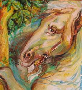 Detail Image for art Horse