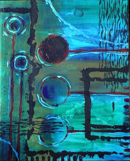 Art: Oceanic by Artist Natasha Wescoat
