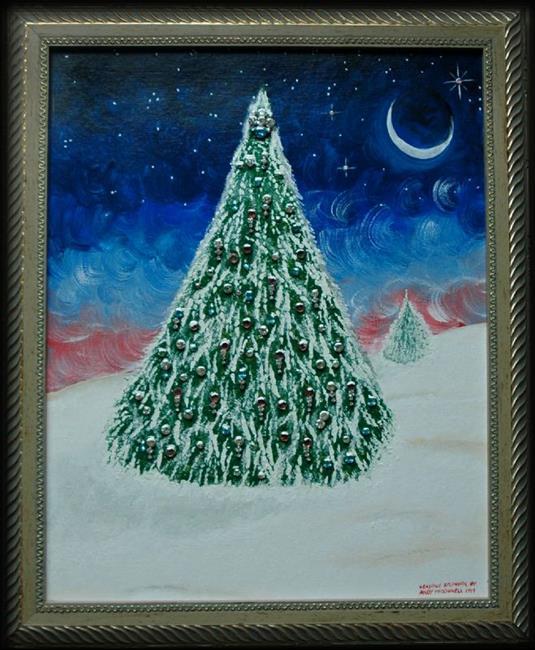 Art: Seasons Splendor  SOLD by Artist Andrew Myles McDonnell (Andy Myles)