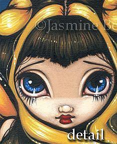 Detail Image for art Golden Butterflies