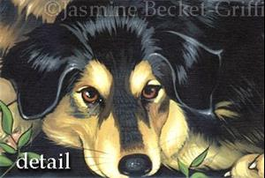 Detail Image for art Pixie Dogs