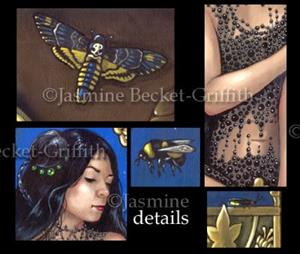 Detail Image for art Queen of Insects