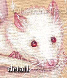 Detail Image for art A Beautiful Rat