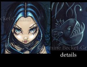 Detail Image for art Mermaid of the Deep