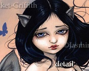Detail Image for art Silver Wolf