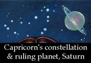 Detail Image for art Capricorn