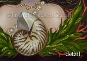 Detail Image for art Crown of Shells