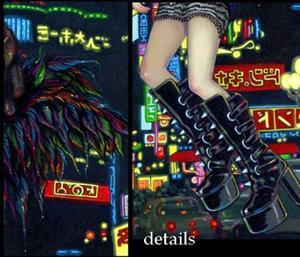 Detail Image for art Shinjuku Angel