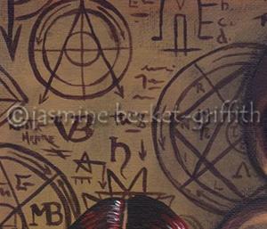 Detail Image for art Arcane Ritual Faerie (#1)