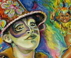 Detail Image for art Carnival etude