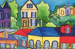 Detail Image for art New Orleans Favorites