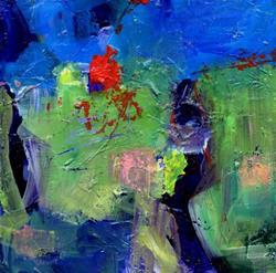 Art: Creation Myth by Artist Susan Frank