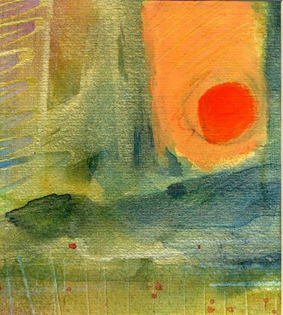 Art: Heat and Light by Artist Susan Frank