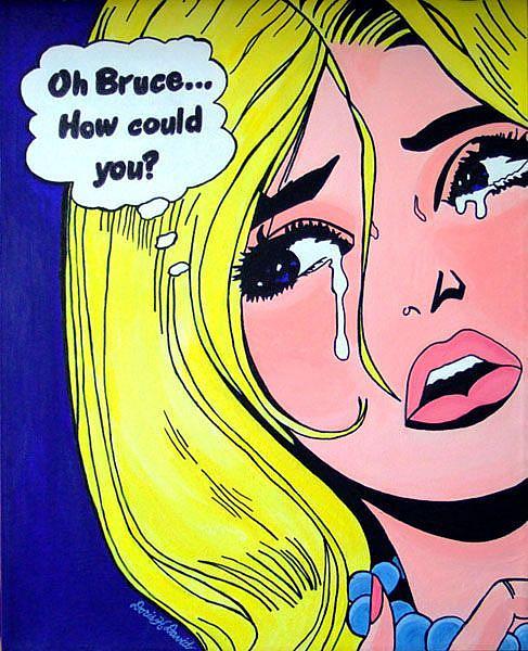 Art: Betrayed by Artist Doris H. David