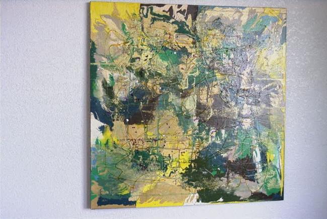 Art: SEERS (SOLD) by Artist Dawn Hough Sebaugh