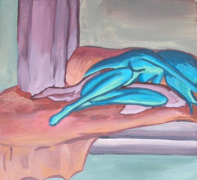 Art: Depression - Unavailable by Artist Aimee L. Dingman