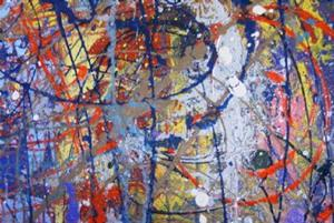 Detail Image for art CONFLICT (SOLD)