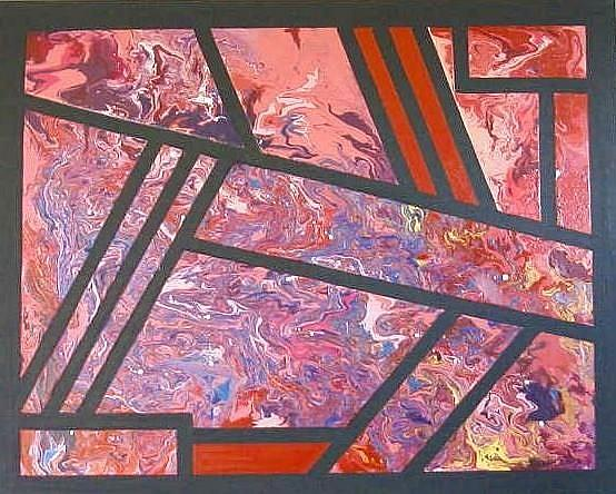 Art: OBLIVIOUS (SOLD) by Artist Dawn Hough Sebaugh