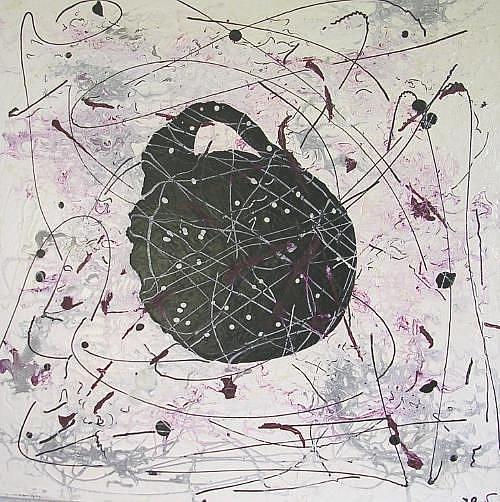 Art: THE FINAL JOURNEY (SOLD) by Artist Dawn Hough Sebaugh