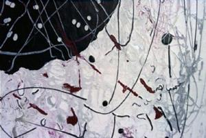 Detail Image for art THE FINAL JOURNEY (SOLD)