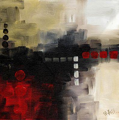 Art: Untitled #61 by Artist Elena Feliciano