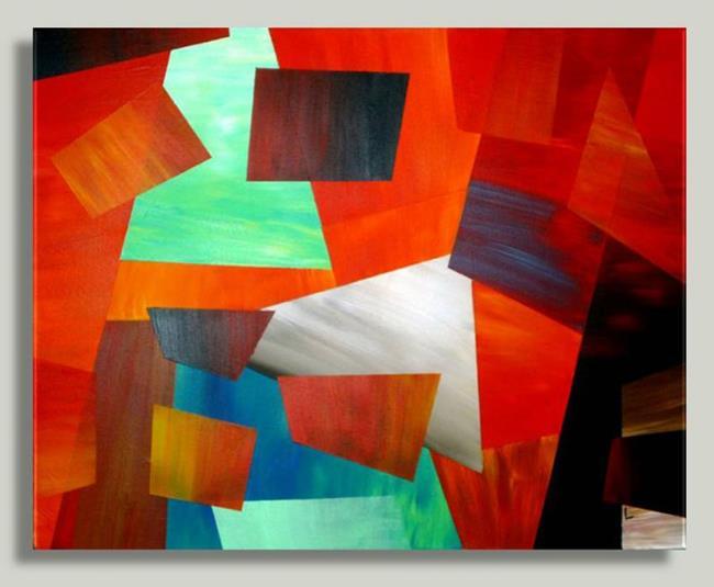 Art: Untitled #76 by Artist Elena Feliciano