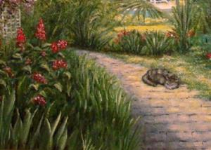 Detail Image for art Mimi's Path