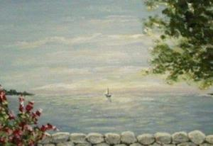 Detail Image for art Evening Breeze
