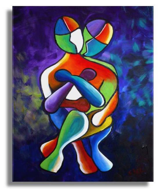 Art: The Union #2 by Artist Elena Feliciano
