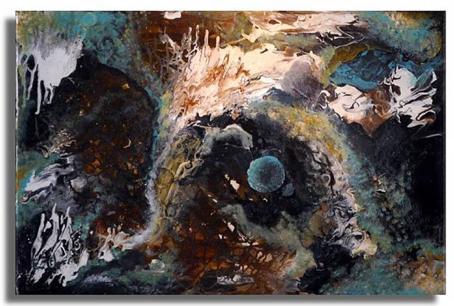Art: Untitled #88 by Artist Elena Feliciano