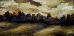 Art: Buckskin Sky by Artist Windi Rosson