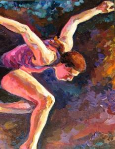 Detail Image for art The Dancer