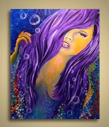 Art: Euphoria by Artist Elena Feliciano