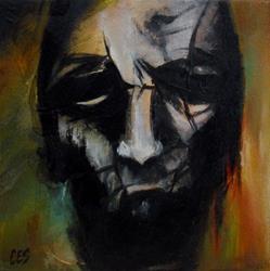 Art: The Butcher by Artist Christine E. S. Code ~CES~