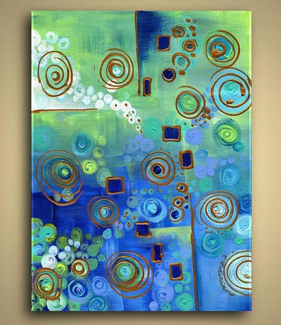 Art: Jewels by Artist Elena Feliciano