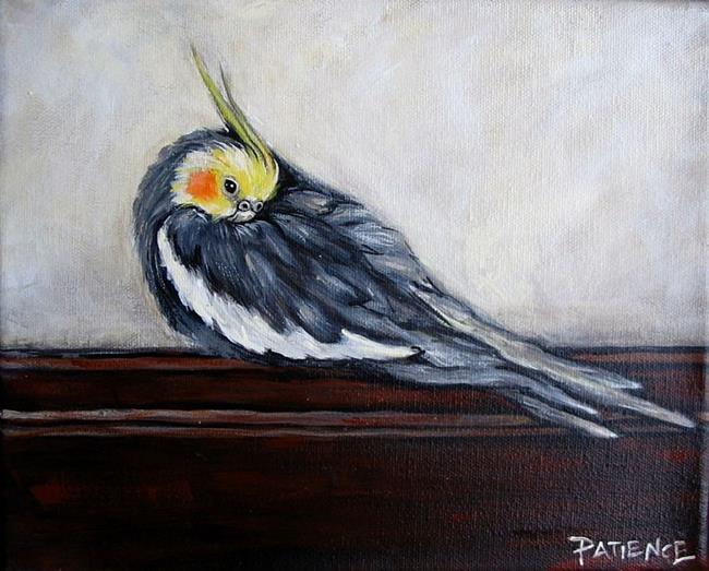 Art: Pierre by Artist Patience