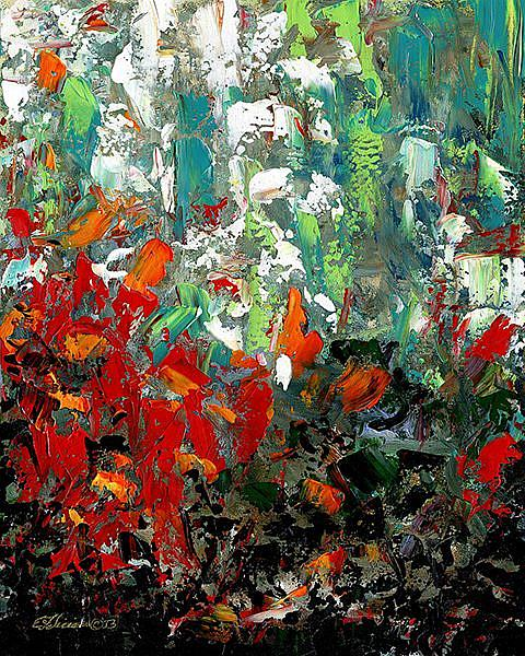 Art: Fragments by Artist Elena Feliciano