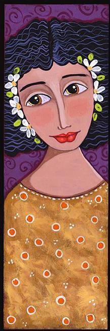 Art: Give Me Love by Artist Cindy Bontempo (GOSHRIN)