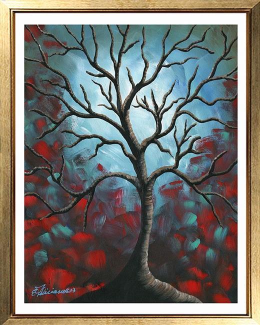 Art: Journey by Artist Elena Feliciano