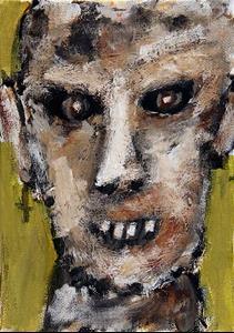 Detail Image for art Ogre & Ogress Portrait