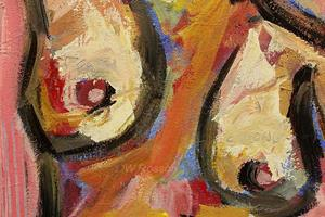 Detail Image for art She will prevail.