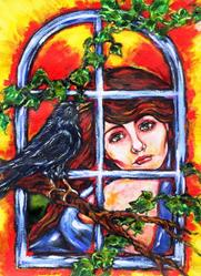 Art: Omen by Artist Patience